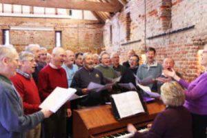 Choir Rehersal