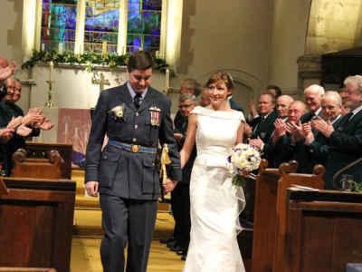 Pilots Wedding