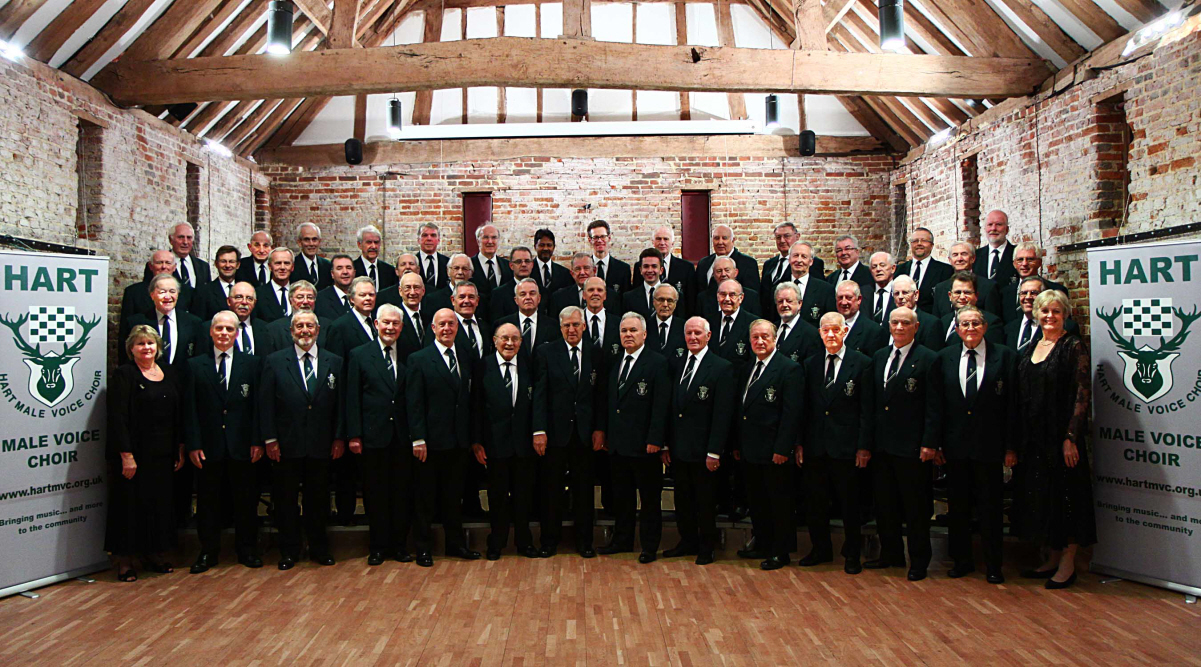 Hart Male Voice Choir