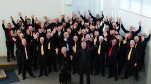 Hart Male Voice Choir 2017